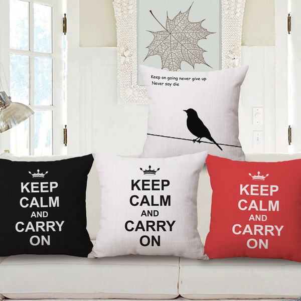 come picture customized cotton back cushion concise literature cushion