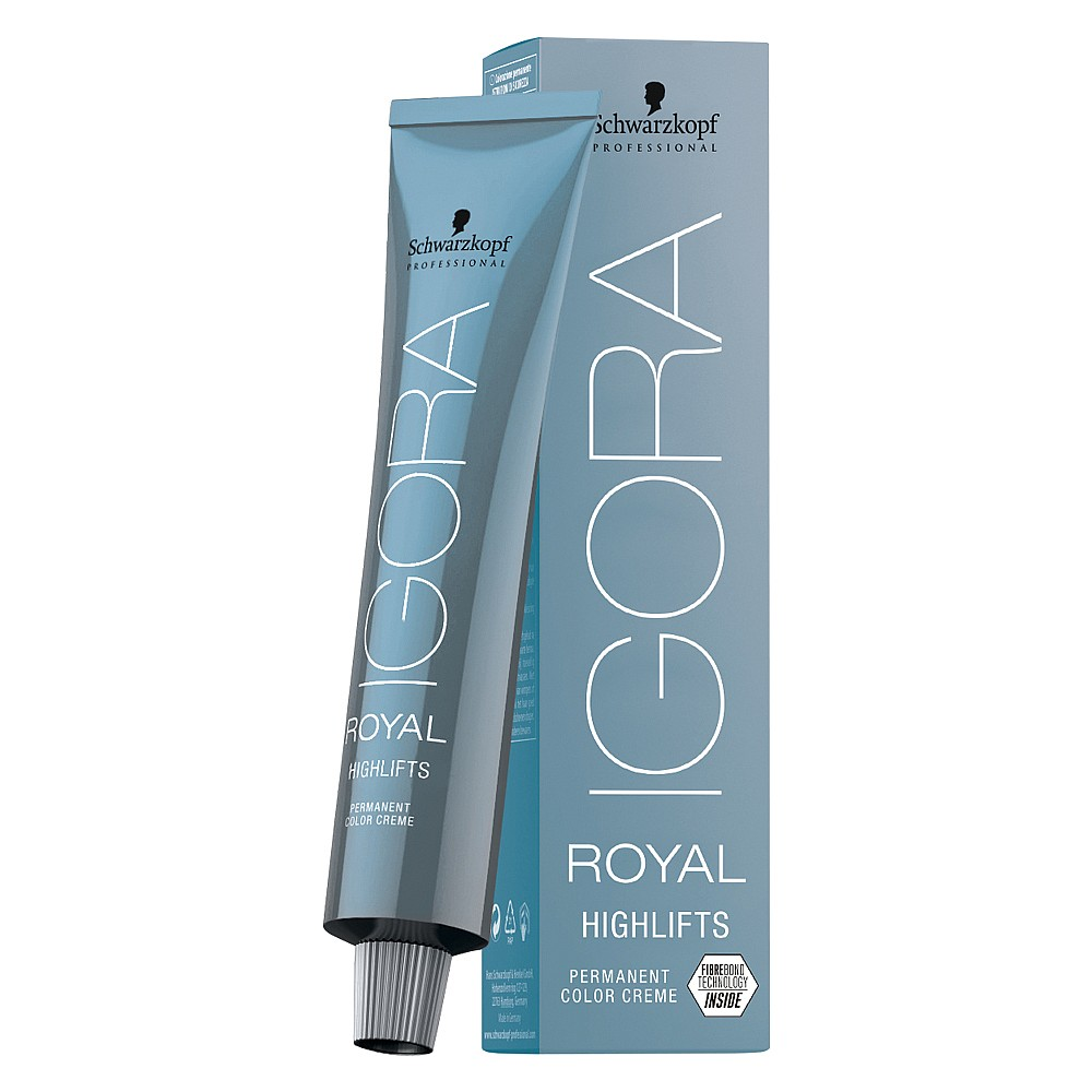 Schwarzkopf Professional Igora Royal High Lift Permanent Hair Colour - 10-46 Ultra Blonde Beige Chocolate 60ml