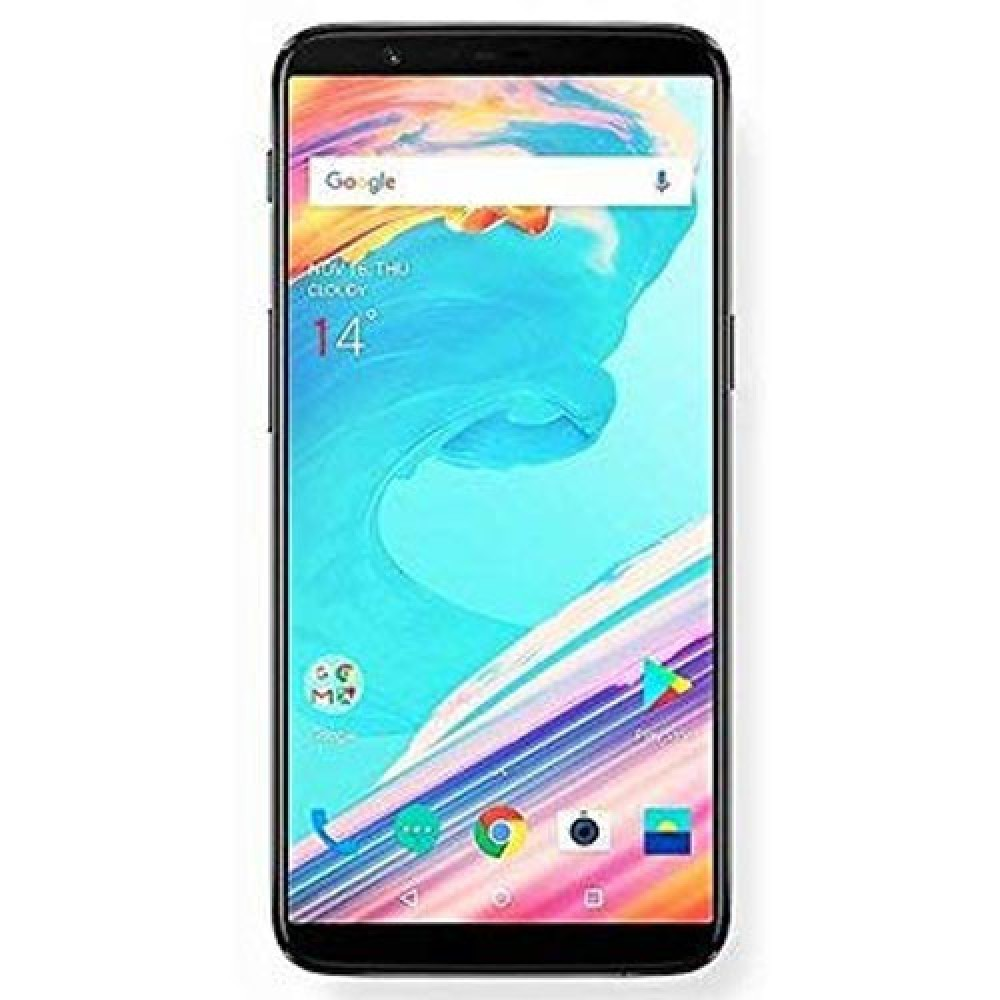 OnePlus 5T 128GB Dual Midnight Black - GSM Unlocked