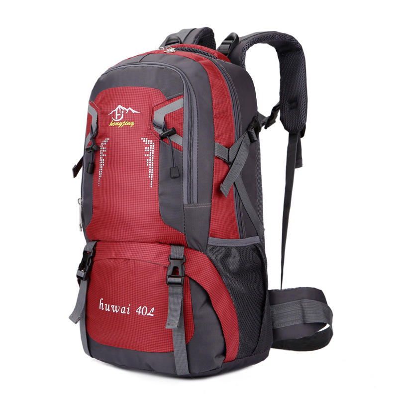 40/60L Waterproof Portable Climbing Travel Bag Spot Luggage Sport Package Large Capacity Backpack