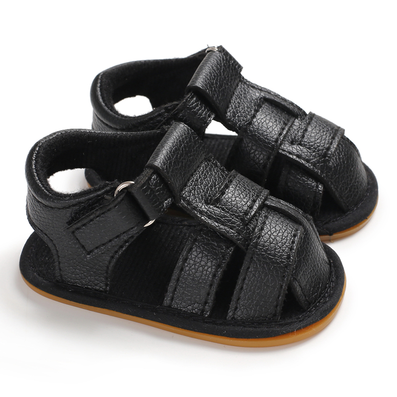 Baby / Toddler Trendy Solid Prewalker Sandals