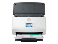 HP Scanjet Pro N4000 snw1 Sheet-feed - Dokumentenscanner - Duplex - 216 x 3100 mm - 600 dpi x 600 dp