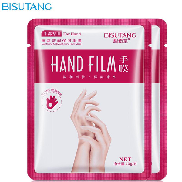 moistening hand mask exfoliating scrub hydrating skin care hand film soften cuticle remove calluses mascarilla even skin color