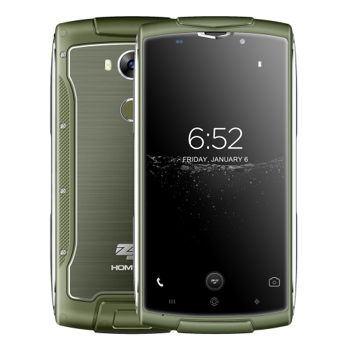HOMTOM ZOJI Z7 Outdoor Ragged Tough Phone IP68 Waterproof Dustproof5.0 Inches HD 2GB RAM+16GB ROM