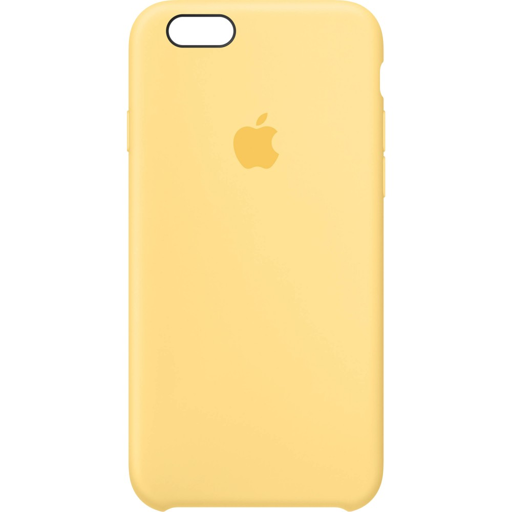 Apple Protective cover - Yellow - for iPhone 6,6s