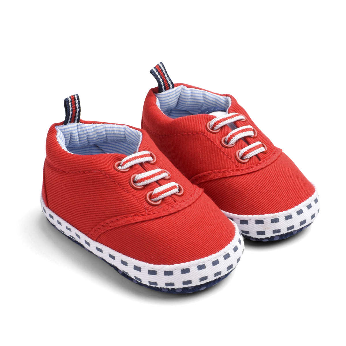 Baby / Toddler Solid Fashionable First Walkers Shoes