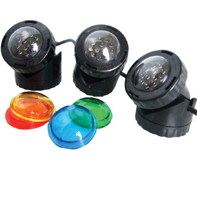 PondXpert Pondolight 3 LED Pond Lights