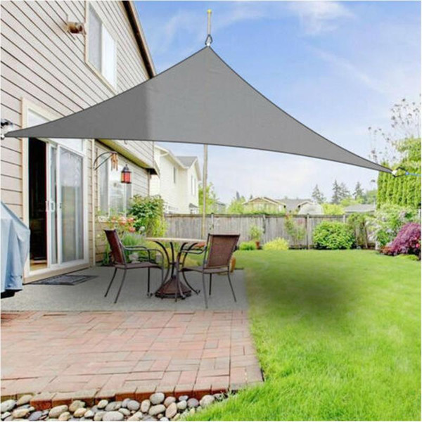 35 shade sail anti-uv sunshade net outdoor garden sunscreen sunblock shade cloth net plant greenhouse cover car cover xl