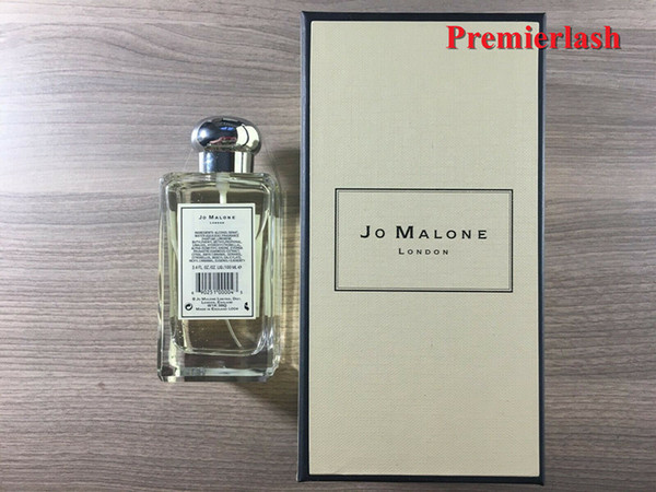 Jo Malone London Perfume 100ml for women Lime Basil Mandarin English Pear sea salt wild bluebell lasting fragrance cologne fast ship
