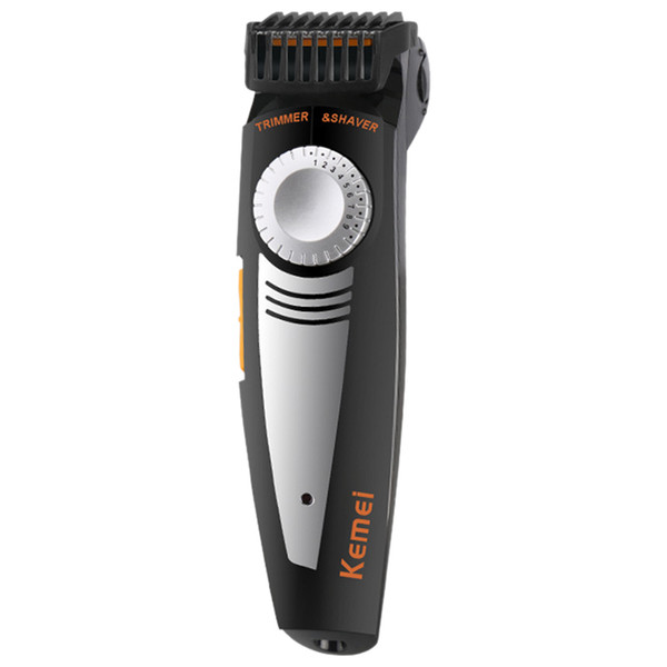 Hot sale Kemei KM-819 Hair cut machine mens professional hair trimmer and shaver for men