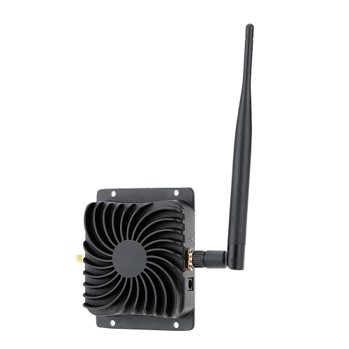 2.4GHz 5W Router Wireless Wifi Singal Booster Enhancer Antenna 802.11 b/g/n RF Connector