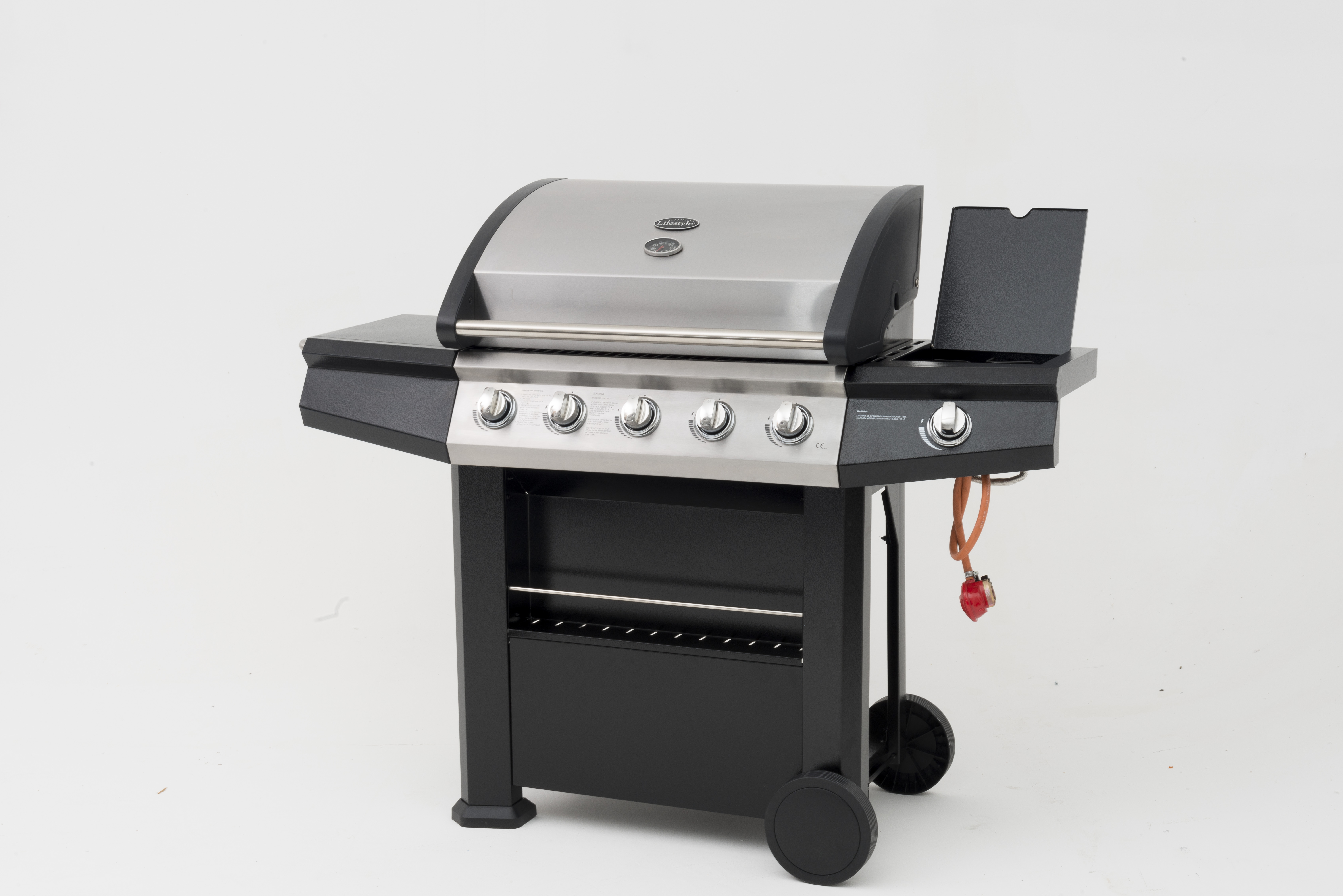 Lifestyle Dominica 5 Burner Gas BBQ