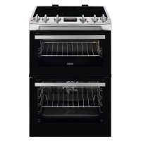 ZCV66370XA Electric Cooker with Ceramic Hob