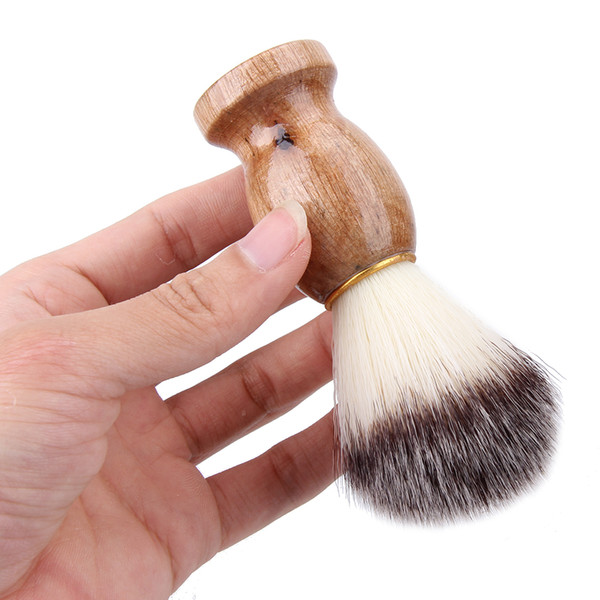 Badger Hair Men's Shaving Brush Salon Salon Men Facial Beard Cleaning Appliance High Quality Pro Shave Tool Razor Brushes