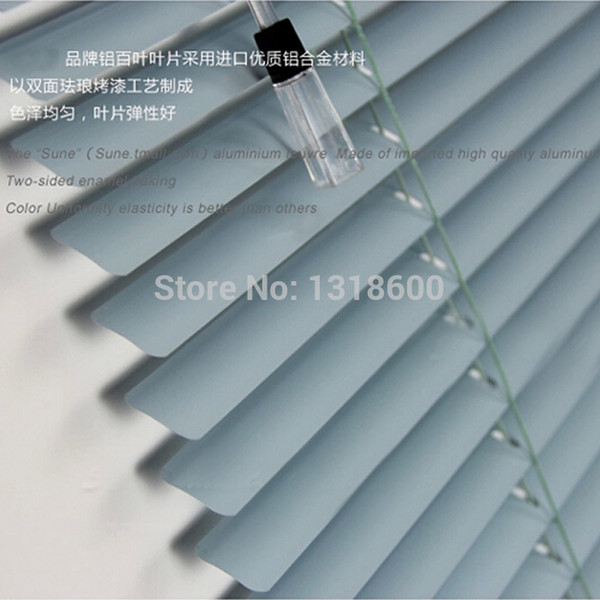 25mm width dtextile good quality customize made venetian roller blind yg series