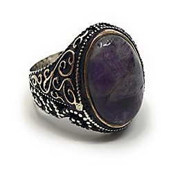 925k stamped sterling silver amethyst men's ring i1f (11)